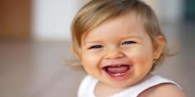 Bébé rire