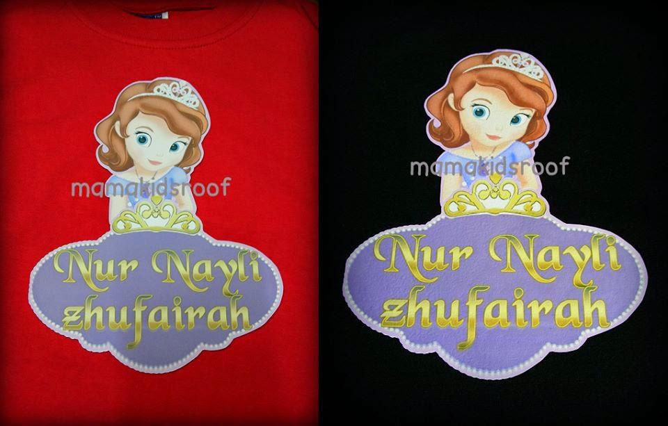 Sulaman & T-Shirt Printing