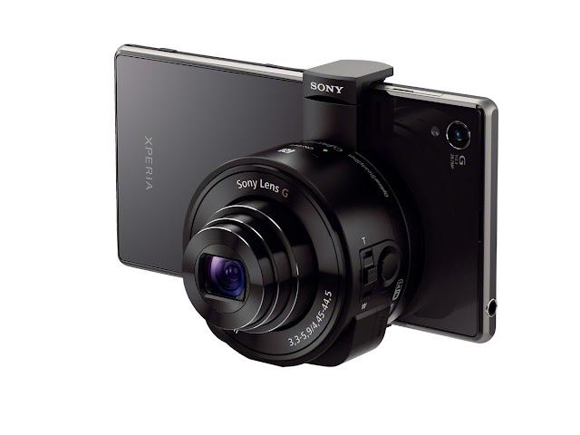 Sony QX Series Lens-Style Cameras, Sony QX Series, Sony QX Series Price, Sony QX Series specs, Sony QX Series features, Sony Cyber-shot DSC-QX100, Sony Cyber-shot  DSC-QX10