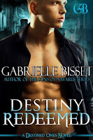 Destiny Redeemed, Gabrielle Bisset, cover