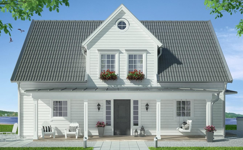 VårgårdaHus - Villa Västergården
