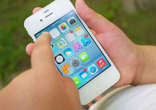 Cách sao lưu iPhone trước khi lên iOS 7