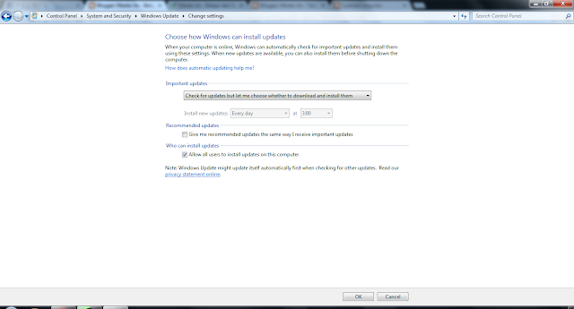 Cara Merubah Windows 7 Ultimate SP1