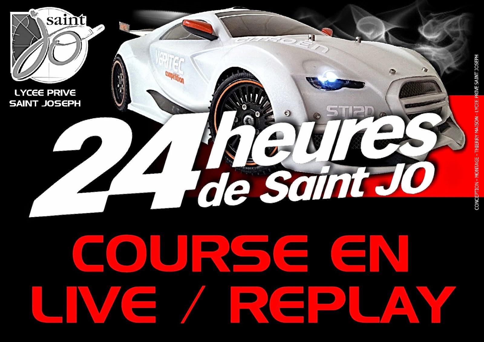 LIVE / REPLAY BY PIERRE HACK