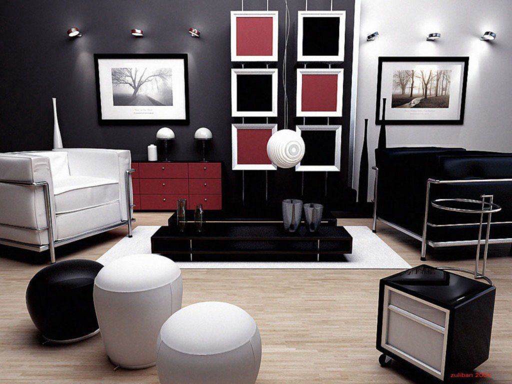 Impressive Black White Red Living Room Ideas 1024 x 768 · 121 kB · jpeg