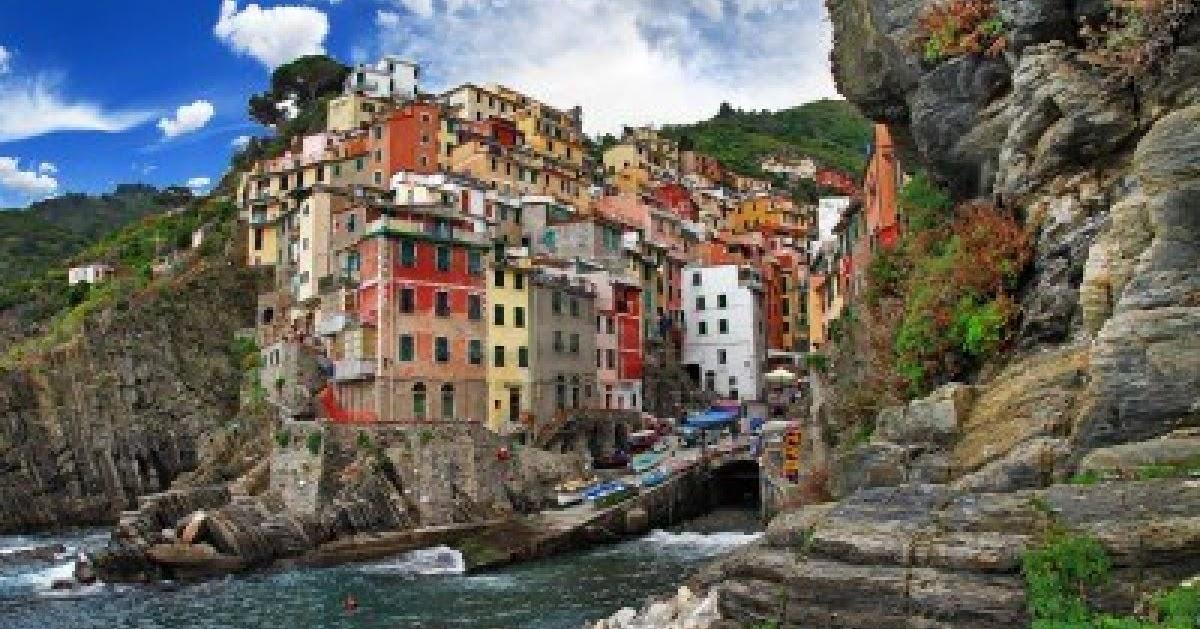 Itinerario desde la Toscana a le 5 terre