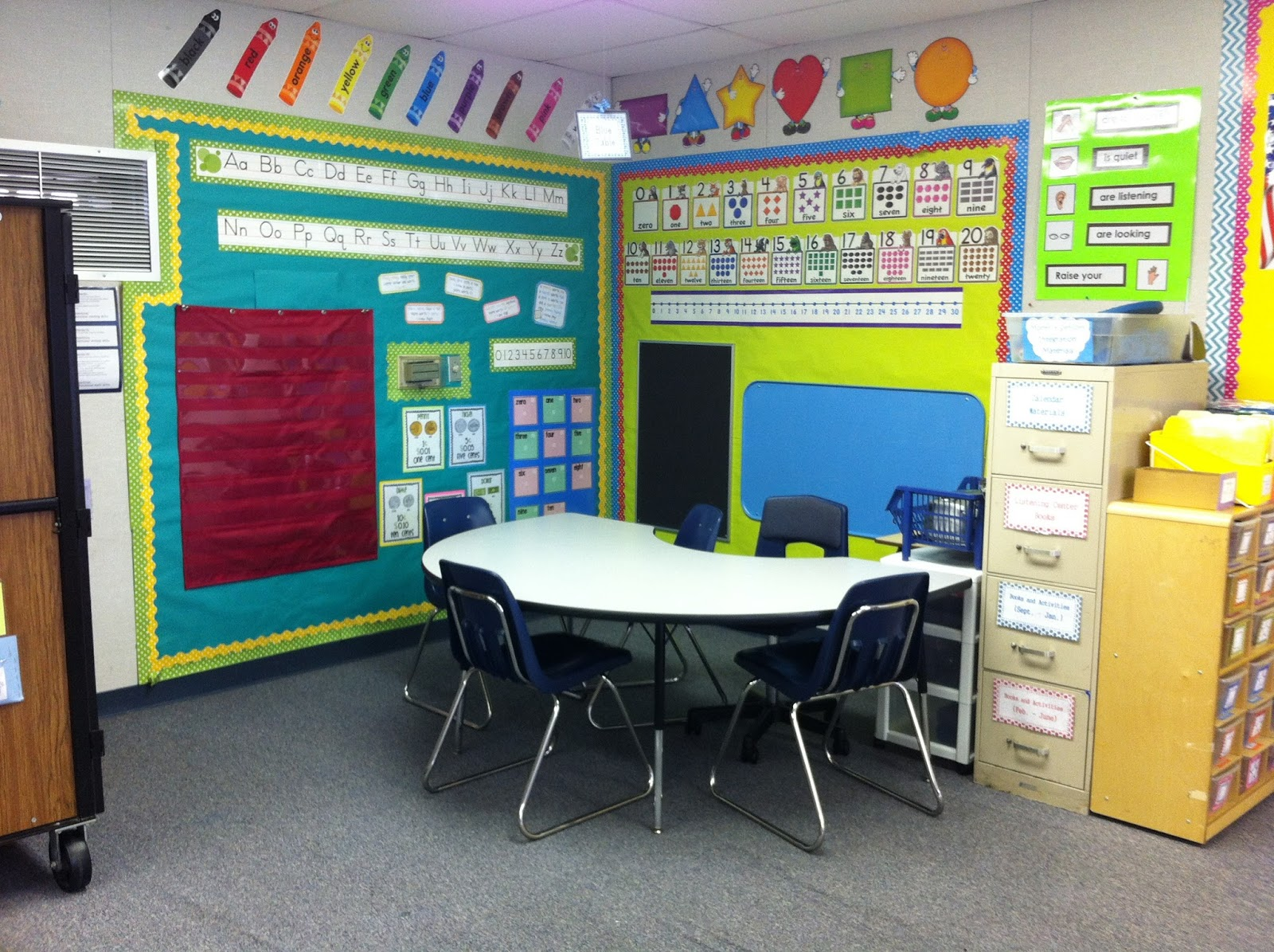 Special Education Classroom Decoration : Furniture arrangements the autism adventures of room