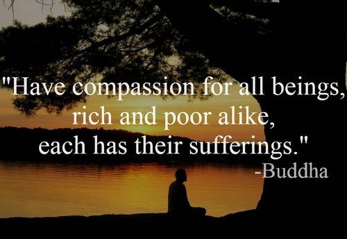 Buddha Quotes Compassion. QuotesGram