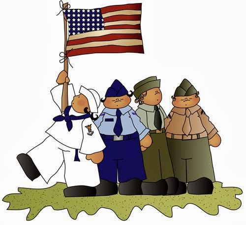 Free Animated Veterans Day Clip Art