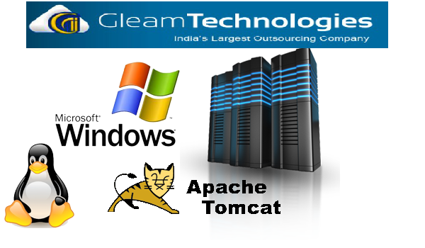 Gleam technologies Webhosting