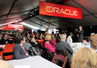Photo of GMIC Tour at Oracle Open World