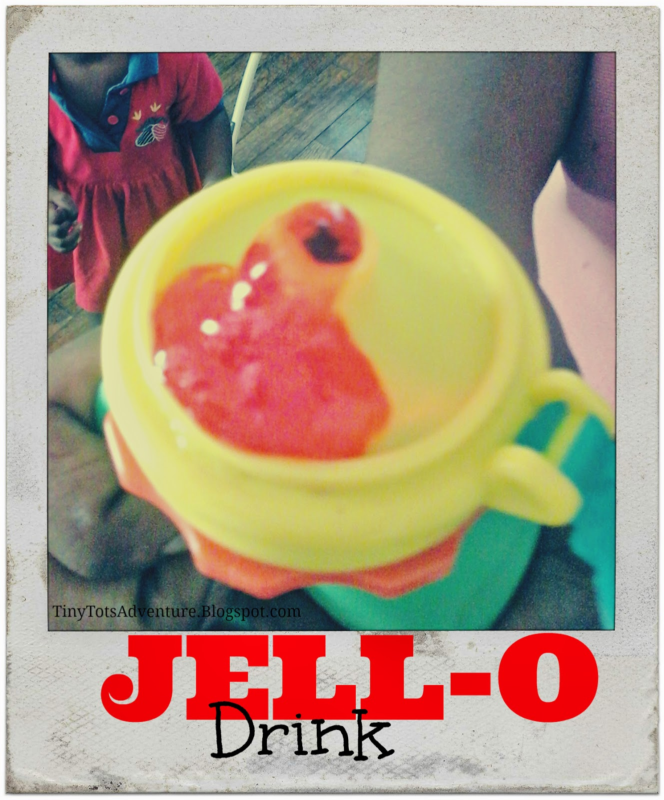 Jell-O Drink Title