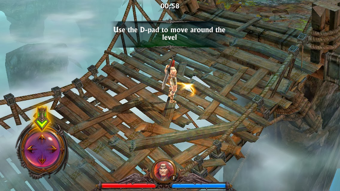 Eternity Warriors 3 apk download