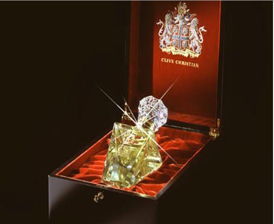 Perfume más caro del Mundo, Clive Christian