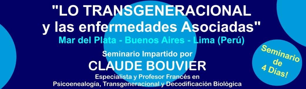 """""""Lo Transgeneracional y las Enfermedades Asociadas"""""""
