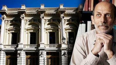 «Θέατρο, αρχιτεκτονική, θεατρικότητα» με τον Μ.Κορρέ στο Εθνικό Θέατρο