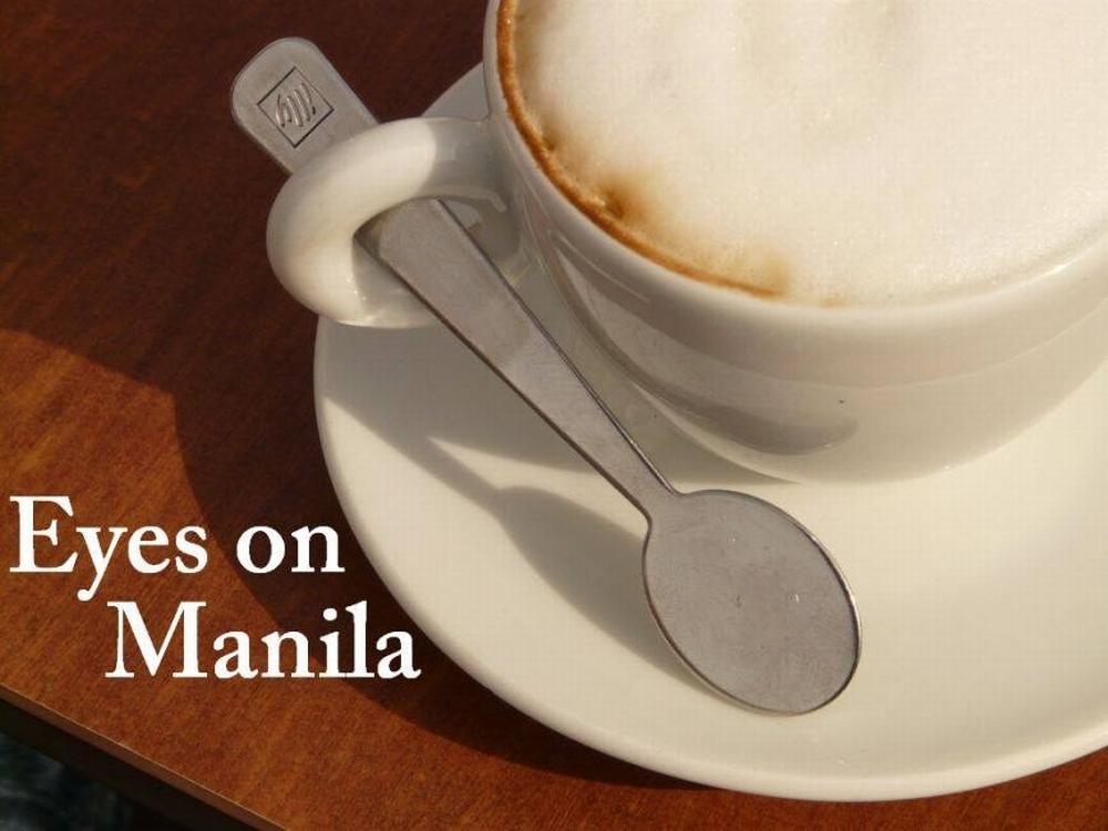Eyes on Manila