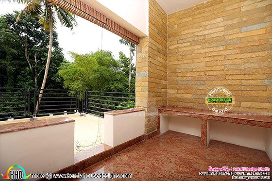 Balcony cladding