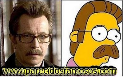 Gordon con Flanders