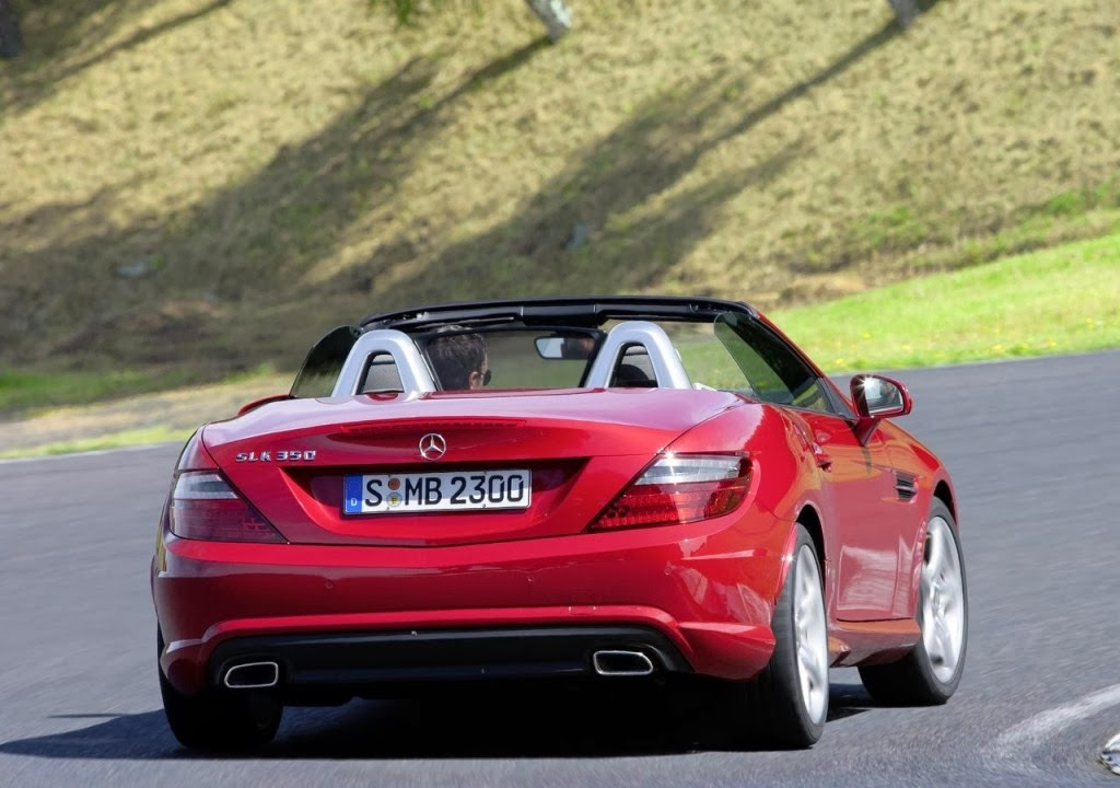 New Mercedes-Benz SLC-Class Picture #4847