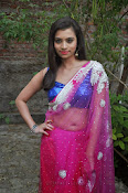 Priyanka photos in saree-thumbnail-16