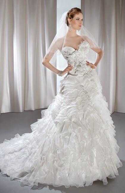 Robe mariage 2015