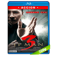 Ip Man 3 (2015) BRRip 720p Audio Dual Latino-Chino
