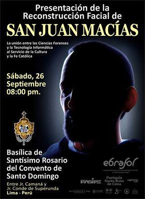 Presentación facial de San Juan Macias