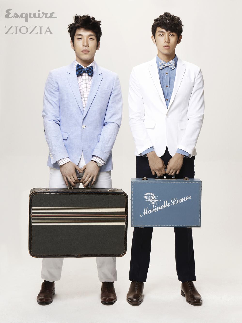 Foto boyband korea excite 100