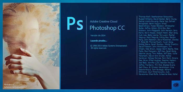 دانلود Adobe Photoshop CC 2014 v15.2.1 x86/x64 - نرم افزار ادوبی فتوشاپ سی سی