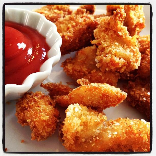 Iz Cooking: Nuggets Maison... Rien De Plus Simple Et Bien