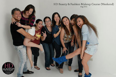 HD Makeup Studio and Academy Professional Makeup Course