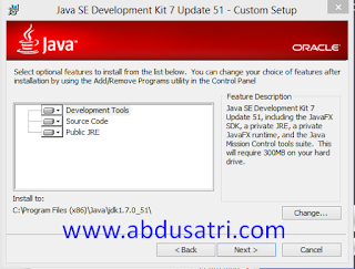 tips install Java di Komputer dan laptop