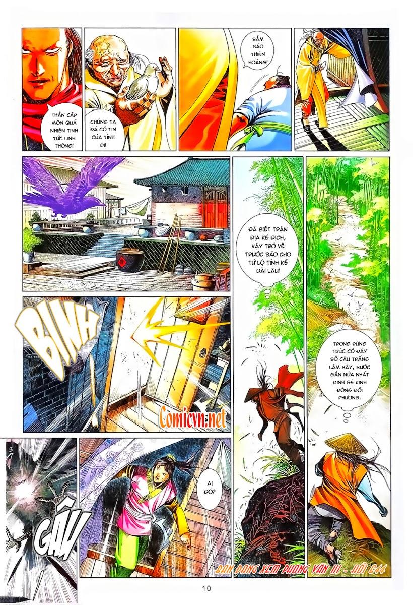 Phong Vân chap 644 Trang 11 - Mangak.info