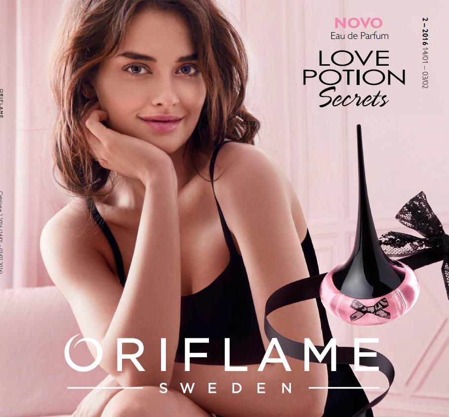 Catálogo 02 de 2016 da Oriflame