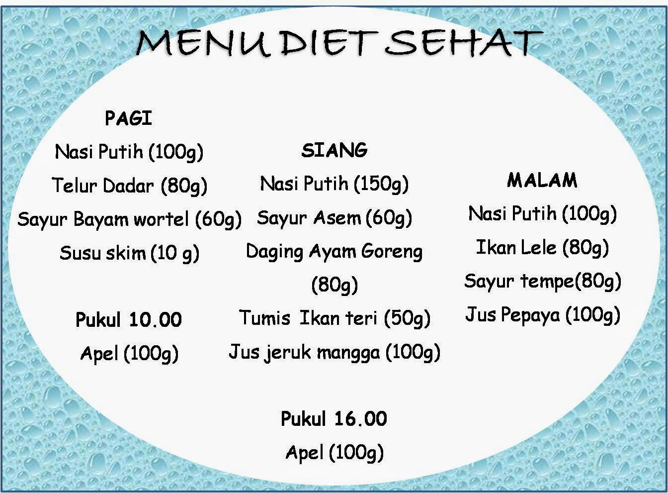 Cara-diet-yang -sehat