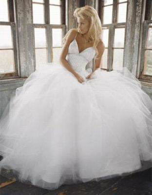 Cupido wedding ballerina full skirt wedding dress for Full skirt wedding dress