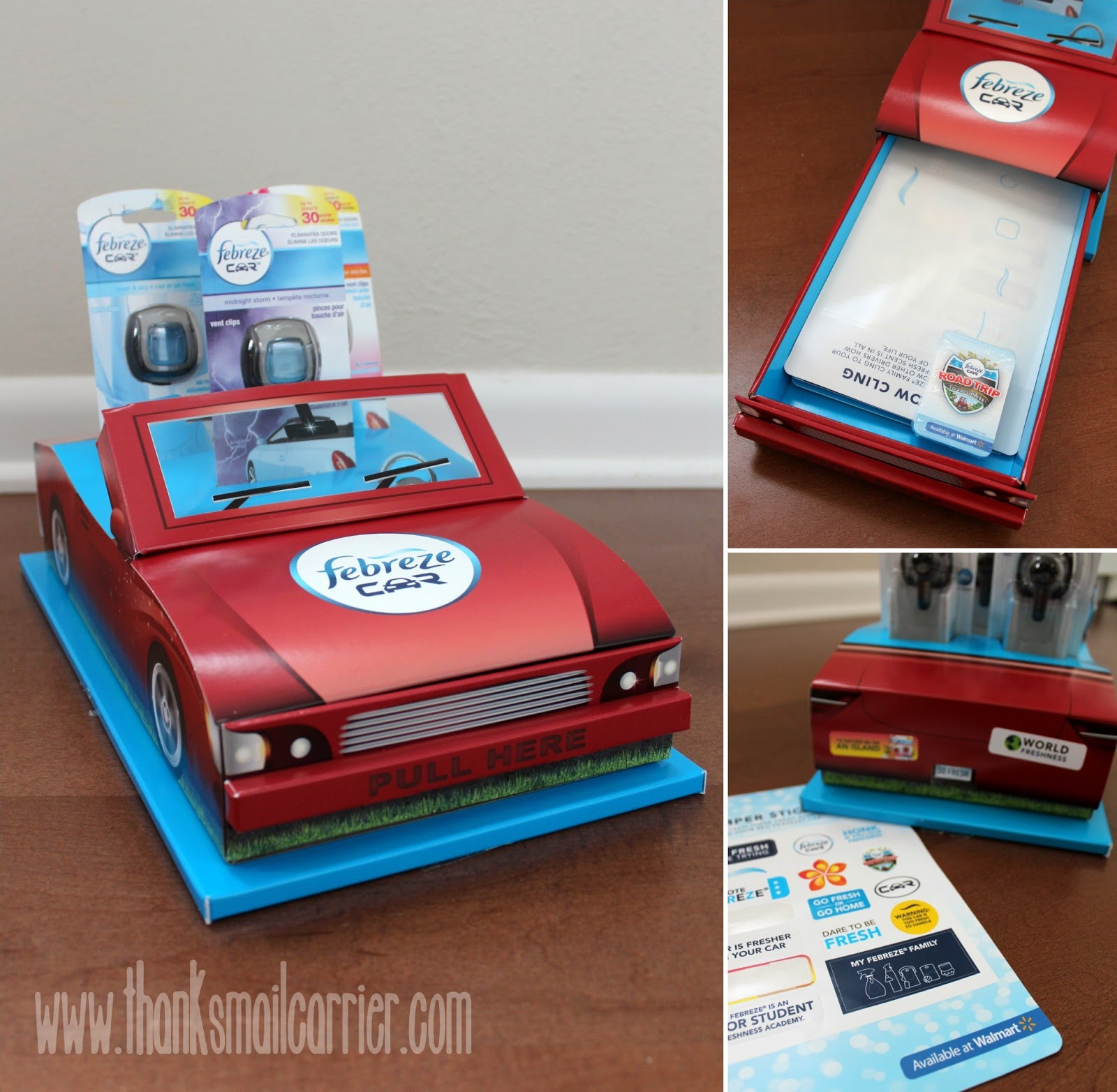 Febreze car products