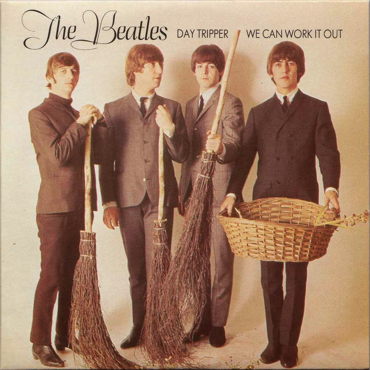 Tan Sólo Música : The Beatles (1965) - We Can Work It Out