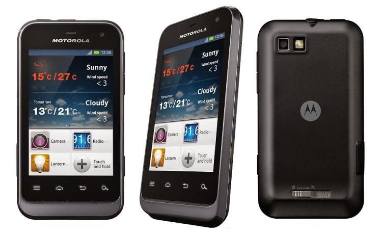 Daftar Harga Terbaru Motorola Lengkap Juni 2014