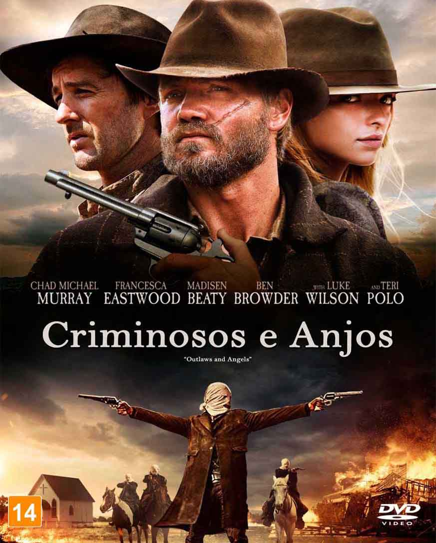 Criminosos e Anjos Torrent - BluRay 720p e 1080p Dual Áudio (2016)
