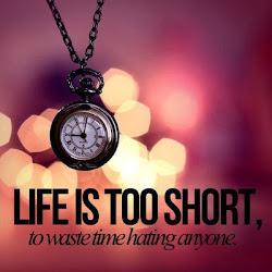Vive la vida al máximo.