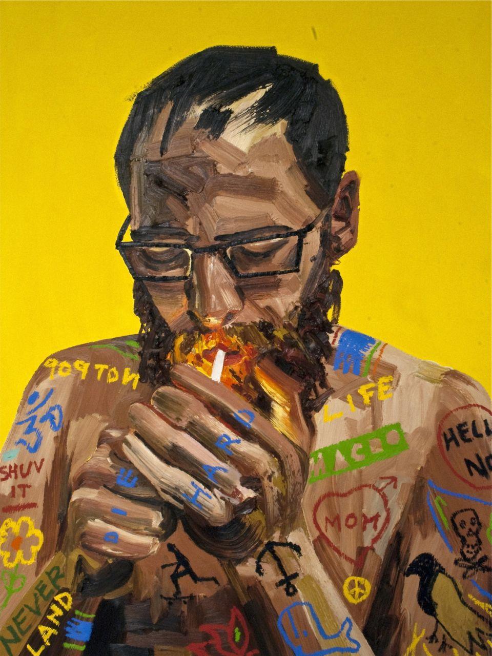 The GUEST ARTIST: ERIK OLSON