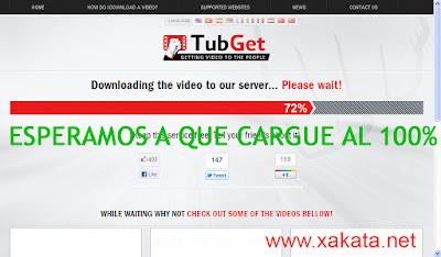 descargar vídeos de youtube online - paso 2