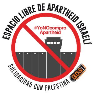 Sello Espacio Libre de Apartheid Israelí (ELAI)