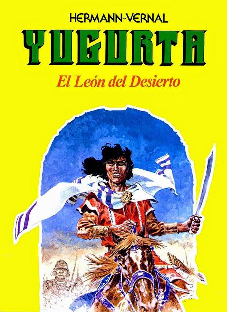 Yugurta 01 : El León del Desierto - Hermann & Vernal