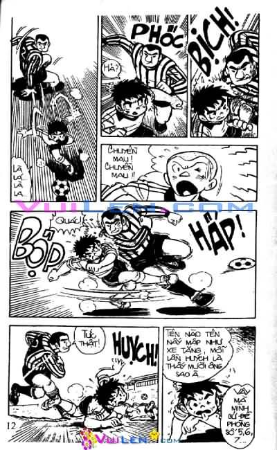 Jindodinho - Đường Dẫn Đến Khung Thành III  Tập 9 page 12 Congtruyen24h