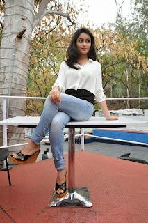Tridha Chowdary Stills At Surya vs Surya Movie Success Meet 18.jpg