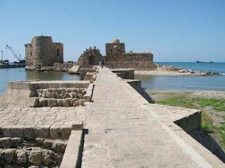 Sidon Lebanon 10 Kota Bersejarah Terkenal Di Dunia