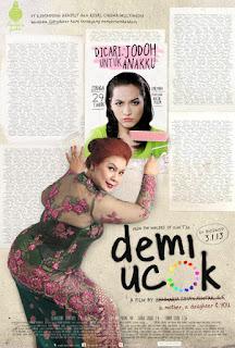 Poster Film : Demi Ucok Film Batak Populer 2013
